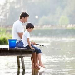 Pêche au Lac du Jaunay